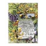 The Fruit Of The Spirit Gallery Wrap Canvas