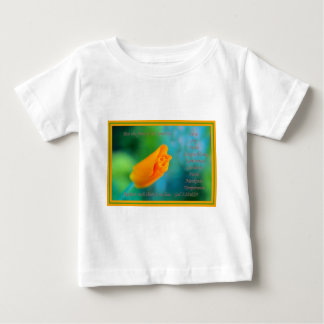 The Fruit of the Spirit is Love.... Baby T-Shirt