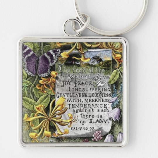 The Fruit Of The Spirit Keychain