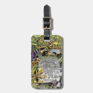 The Fruit Of The Spirit Tag For Luggage