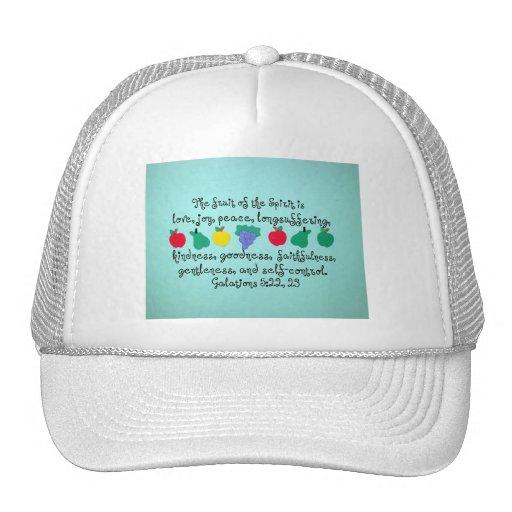 The fruit of the Spirit... Trucker Hat