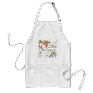 The Fruit of the Spirit, Woman's Apron apron