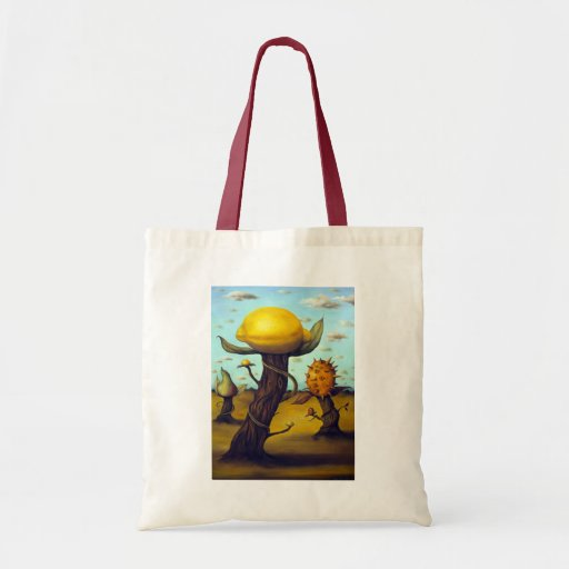 The Fruit Orchard Budget Tote Bag
