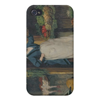 The Fruit Seller iPhone 4 Case