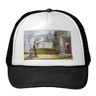 The Fruits of Temperance Trucker Hat