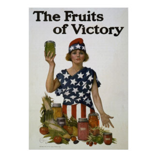 The Fruits of Victory Poster