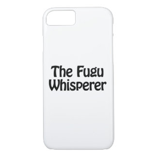 the fugu whisperer iPhone 7 case