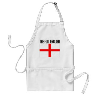 The Full English Adult Apron