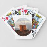 The full moon' S Tower Poker Deck
