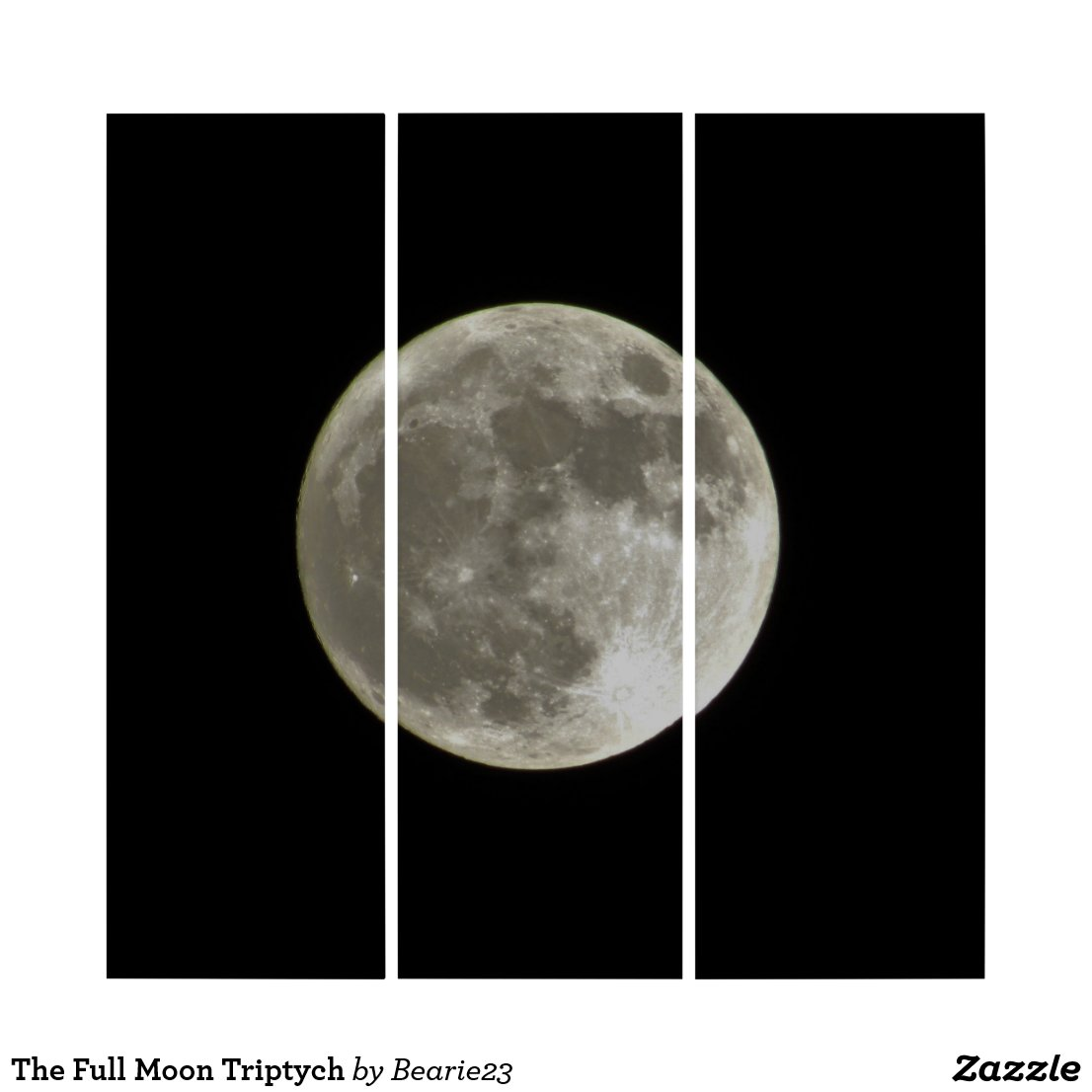 The Full Moon Triptych