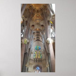 The Full Picture -Sagrada Familia Poster
