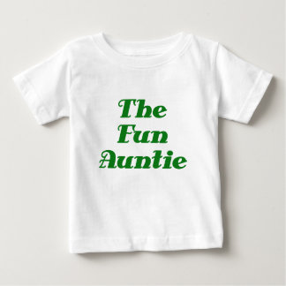 The Fun Auntie Baby T-Shirt
