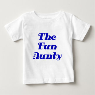 The Fun Aunty Baby T-Shirt