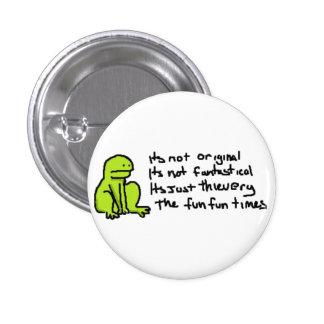 The Fun Fun Frog Button