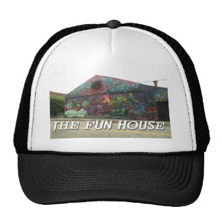 The Fun House on Zazzle hat