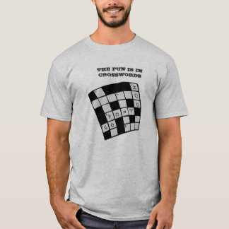 The Fun Is In T-Shirt