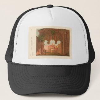 The Fun Palace by Fyodor Solntsev Trucker Hat