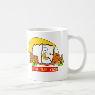 The Fun Ride Coffee Mug