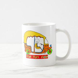 The Fun Ride Coffee Mug