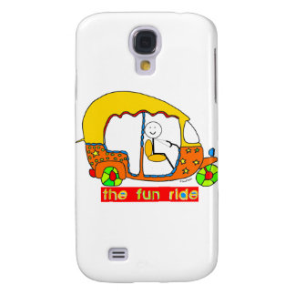 The Fun Ride Galaxy S4 Cover