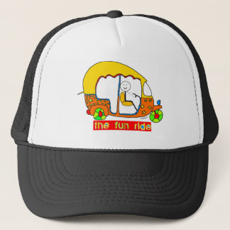 The Fun Ride Trucker Hat