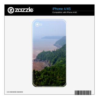 The Fundy Coastline Decals For The iPhone 4