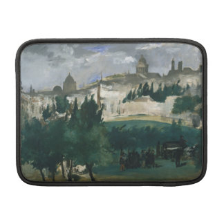 The Funeral - Édouard Manet MacBook Sleeves