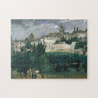 The Funeral - Édouard Manet Jigsaw Puzzles