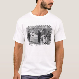 The Funeral of Garibaldi at Caprera T-Shirt