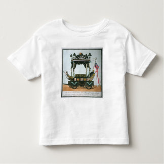 The Funeral of Lord Nelson  on 9th January 1806 Toddler T-shirt