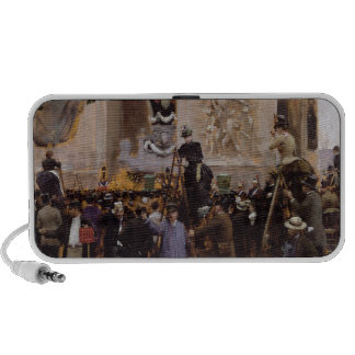 The Funeral of Victor Hugo iPhone Speaker