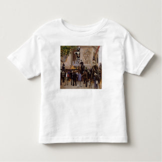 The Funeral of Victor Hugo Toddler T-shirt
