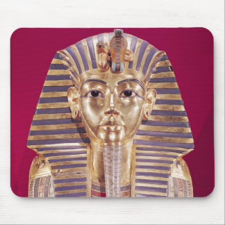 The funerary mask of Tutankhamun Mouse Pad