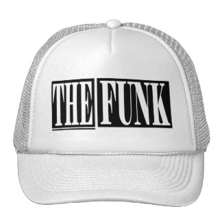 THE FUNK CAP TRUCKER HAT