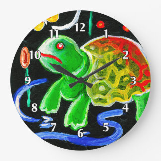 The Funky Turtle Clocks