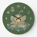 The Funky Turtle Wall Clock