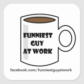 The Funniest Guy at Work Sticker Sheet
