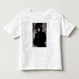 The Fur Coat Toddler T-shirt