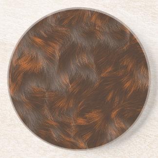 The fur collection - Calico Fur Coaster