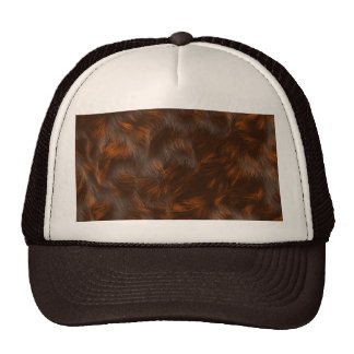 The fur collection - Calico Fur Trucker Hat