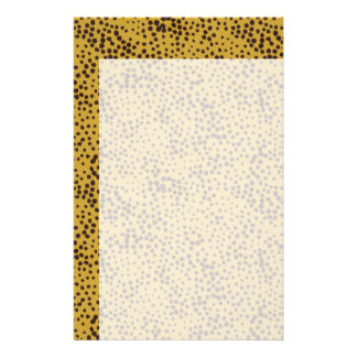 The fur collection - Cheetah Fur Stationery