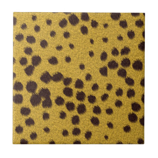 The fur collection - Cheetah Fur Tile