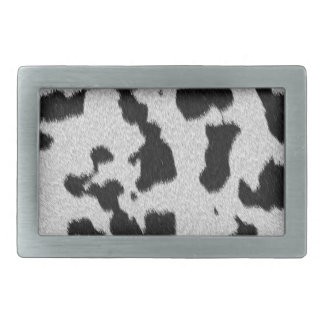 The fur collection - Dalmatian Fur Belt Buckle