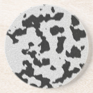 The fur collection - Dalmatian Fur Coaster