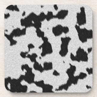 The fur collection - Dalmatian Fur Drink Coaster