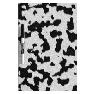 The fur collection - Dalmatian Fur Dry-Erase Board