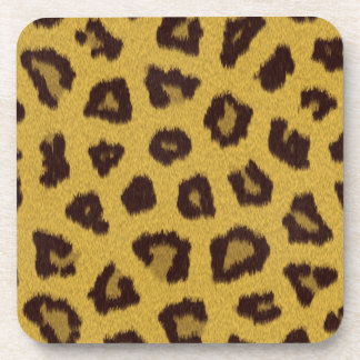 The fur collection - Leopard Drink Coaster