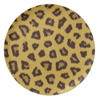 The fur collection - Leopard Plates