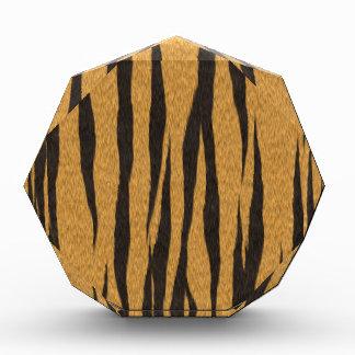 The fur collection - Tiger Acrylic Award