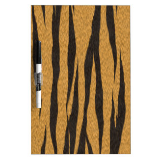 The fur collection - Tiger Dry-Erase Board